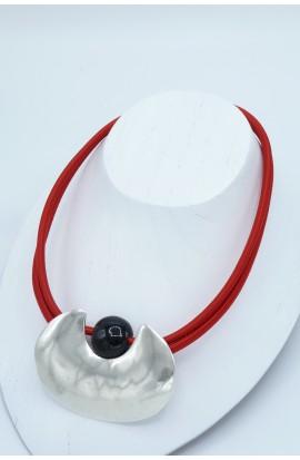 Oméga Double ovale céramique