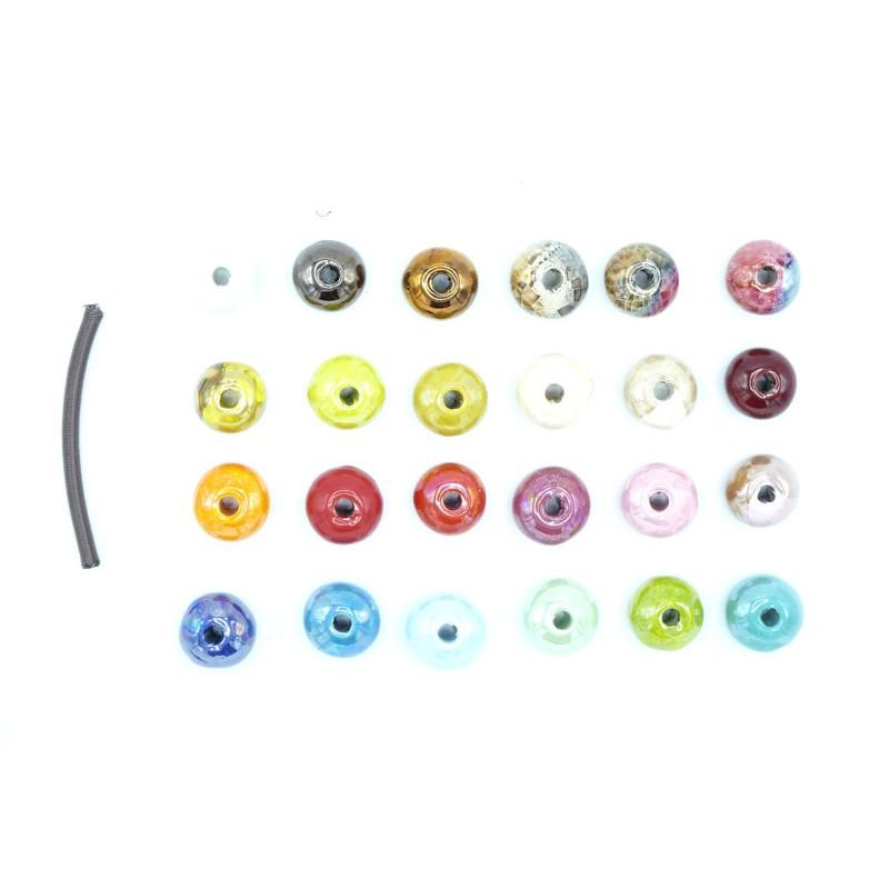 Aimanté Simple Céramique Boule