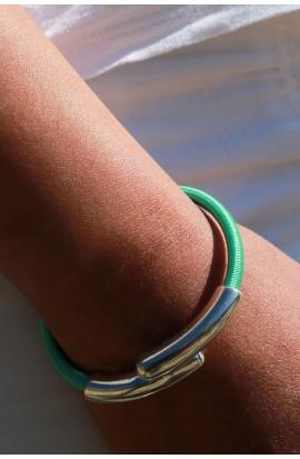 Bracelet aiment croisé